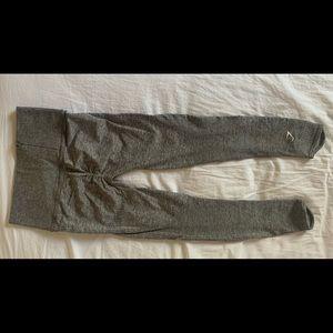 Gymshark Other - Gymshark vital rise leggings grey marl XS